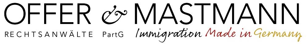 Offer & Mastmann Rechtsanwälte, PartG - Logo